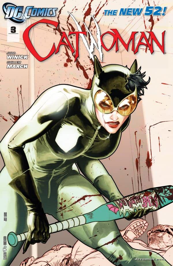 Catwoman (2011-2016) #3