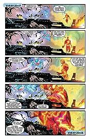 Captain Atom (2011-2012) #3