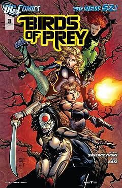 Birds of Prey (2011-2014) No.3