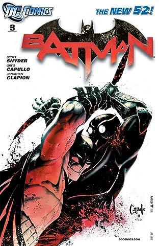 Batman (2011-2016) #3