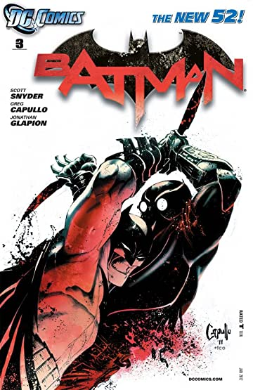 Batman (2011-) #3