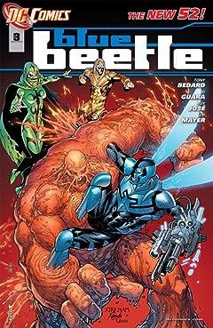 Blue Beetle (2011-2013) #3