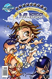 The Myth Adventures of the Muses #1