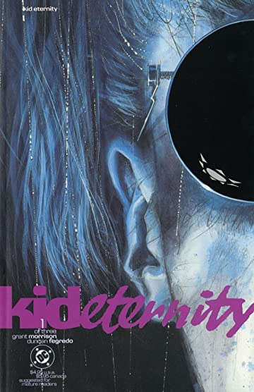 Kid Eternity (1991) #1