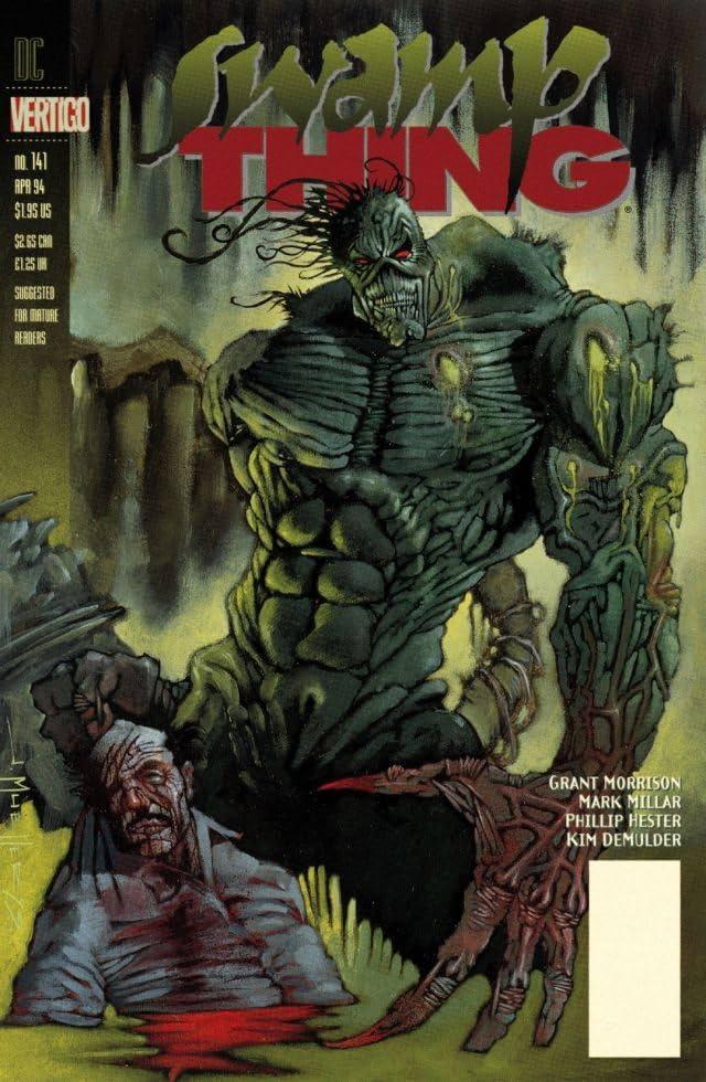 Swamp Thing (1982-1996) #141