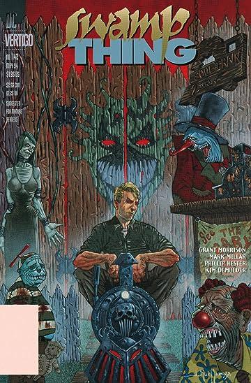 Swamp Thing (1982-1996) #142