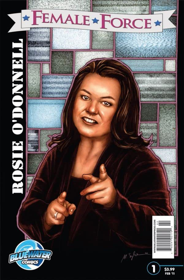 Female Force: Rosie O'Donnell