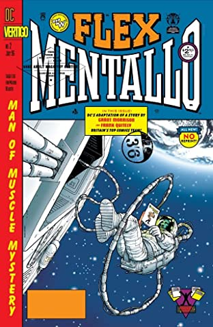 Flex Mentallo (1996) No.2