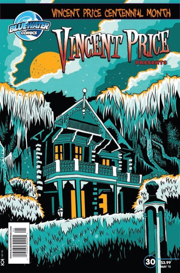 Vincent Price Presents #30