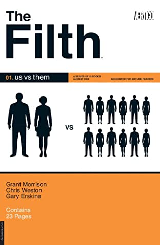The Filth (2002-2003) #1