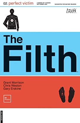 The Filth (2002-2003) #2