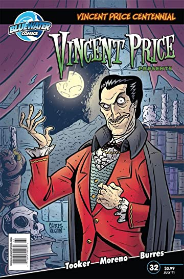 Vincent Price Presents 32 Comics By Comixology