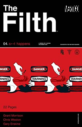 The Filth (2002-2003) #4