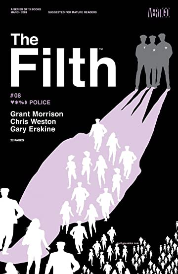 The Filth (2002-2003) #8
