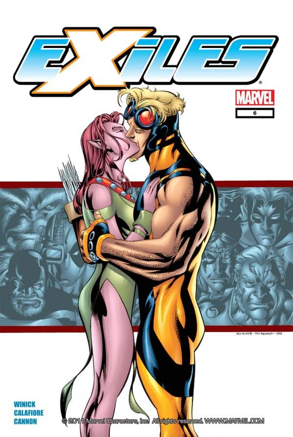 Exiles (2001-2008) #6