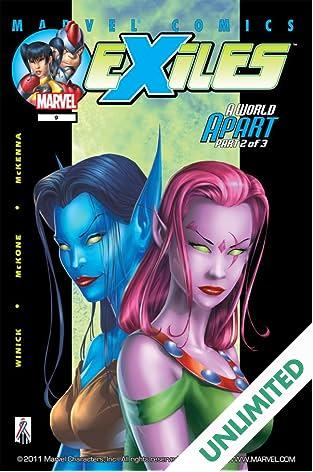 Exiles (2001-2008) #9