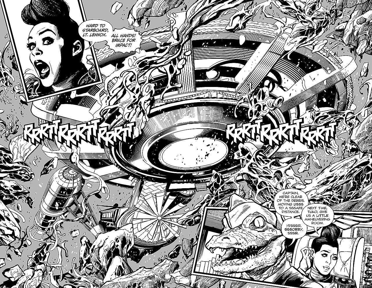 Steampunk Tales #1