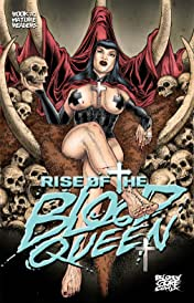 Rise Of The Blood Queen #1