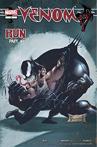 Venom (2003-2004) #9