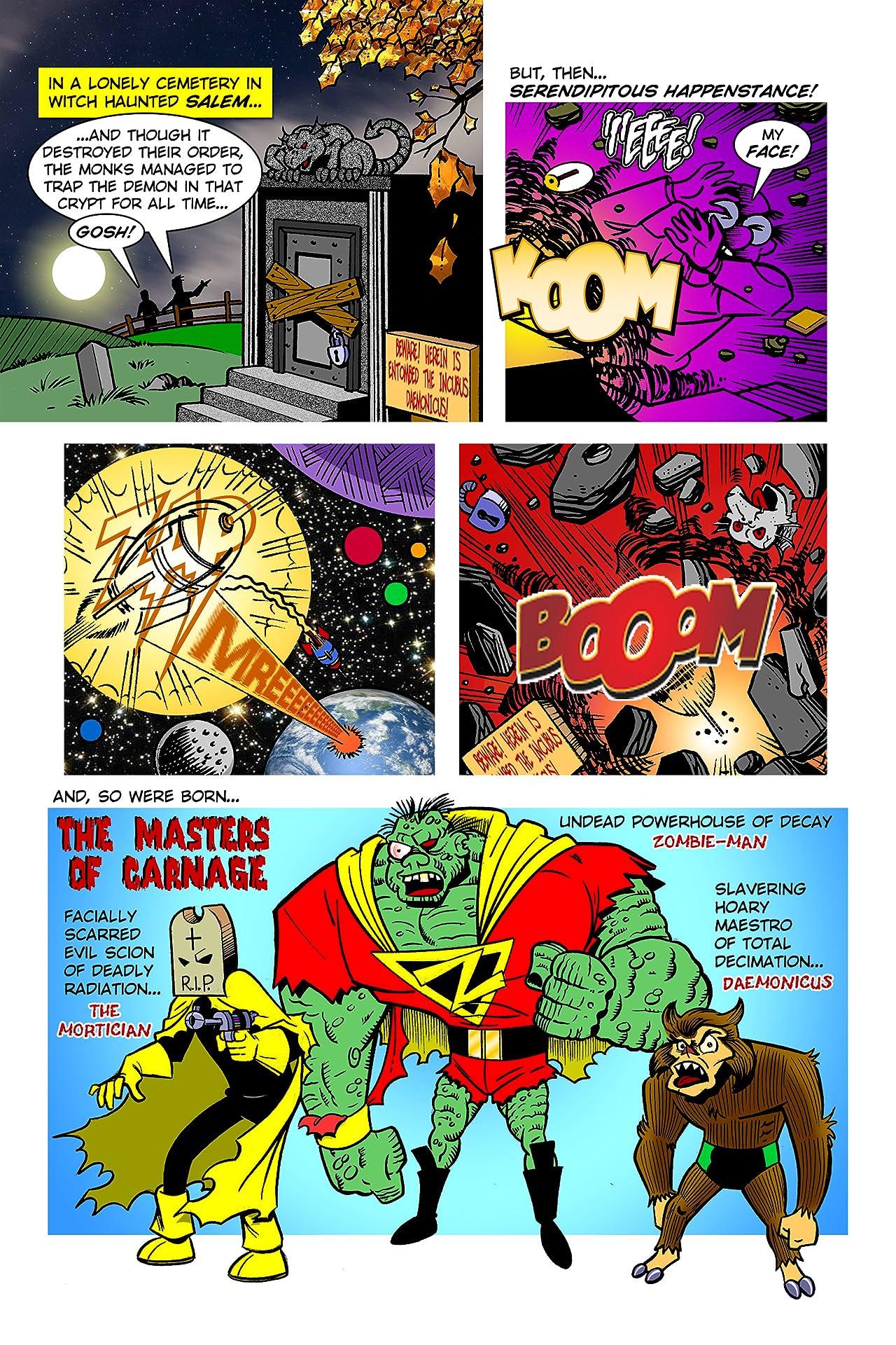 Holy Cow Comics #4