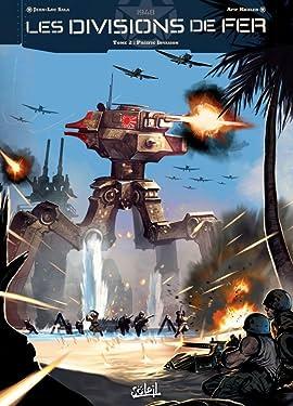 Les Divisions de fer Tome 2: Pacific Invasion 1948