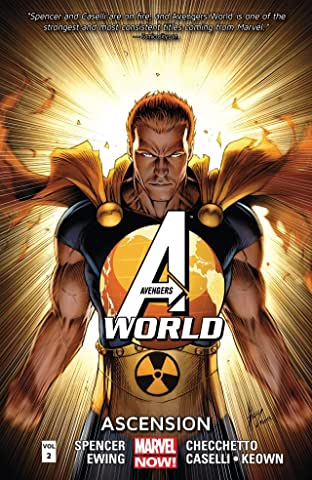 Avengers World Tome 2: Ascension