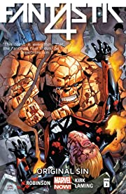 Fantastic Four Vol. 2: Original Sin