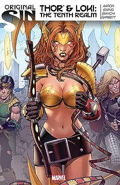 Original Sin: Thor & Loki - The Tenth Realm