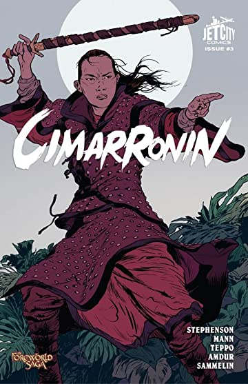 Cimarronin: A Samurai in New Spain #3 (of 3)