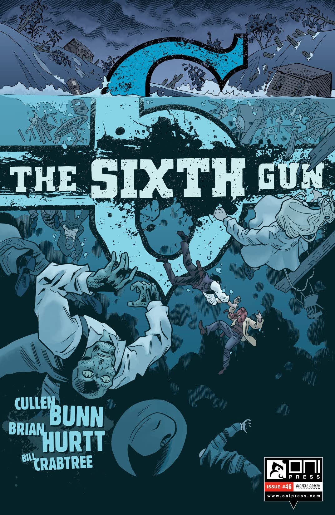 The Sixth Gun #46