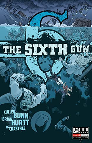 The Sixth Gun #46