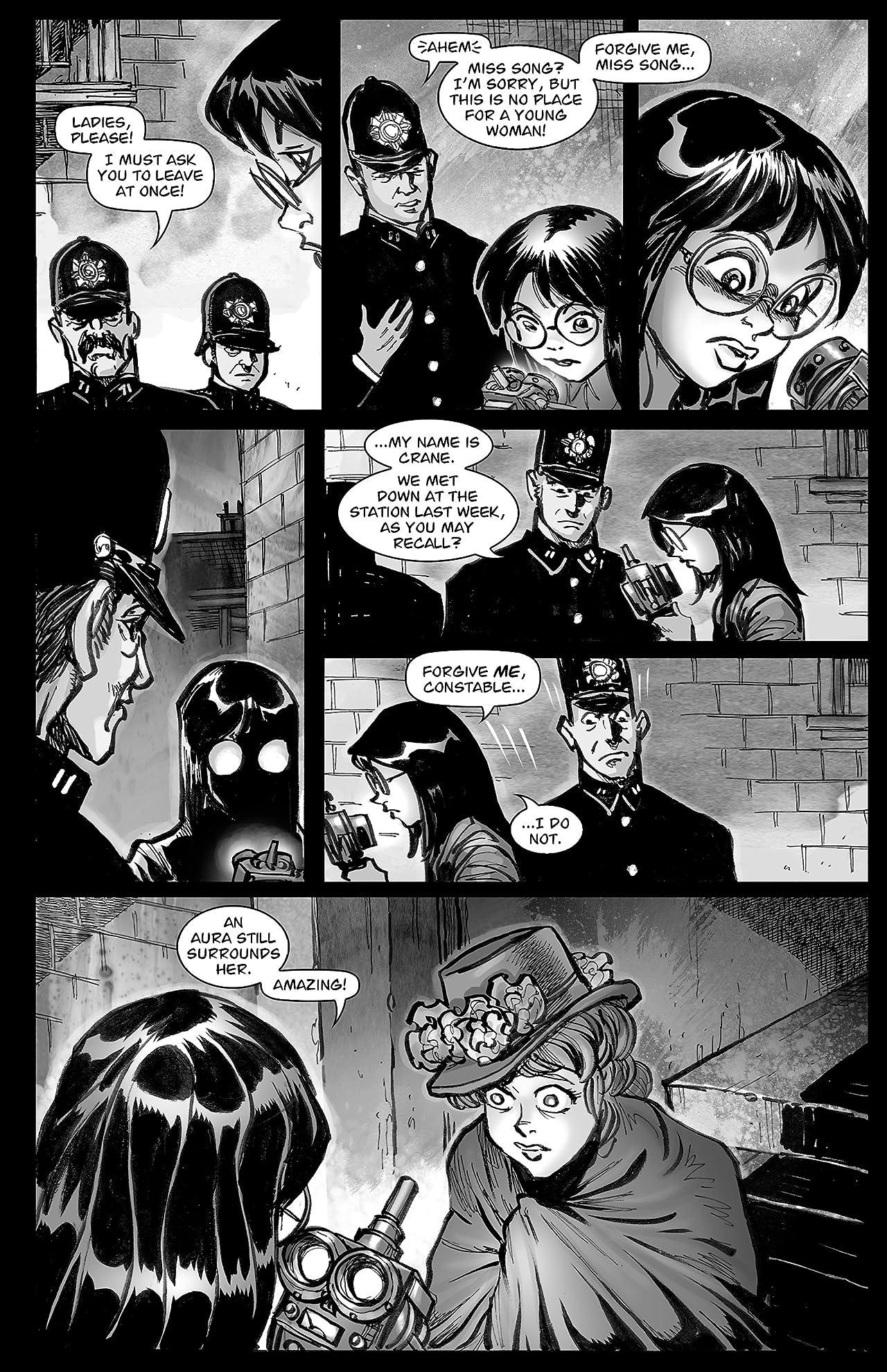 Steampunk Halloween 2014