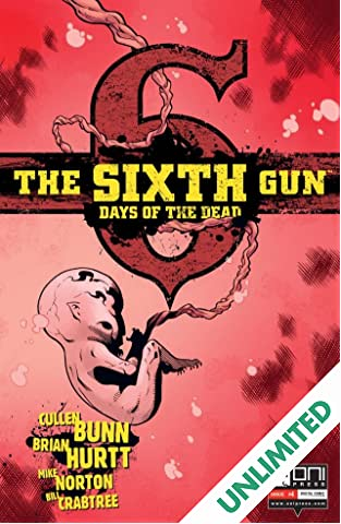 The Sixth Gun: Days of the Dead #4 (of 5)