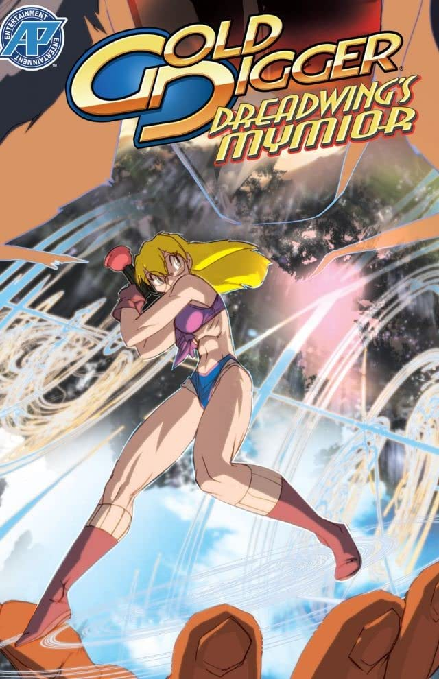 Gold Digger: Dreadwing's Mymior #1