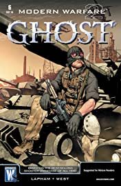 Modern Warfare 2: Ghost #6 (of 6)