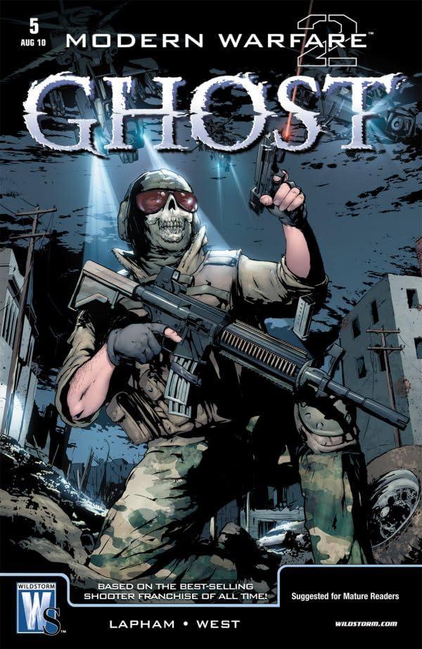 Modern Warfare 2: Ghost #5