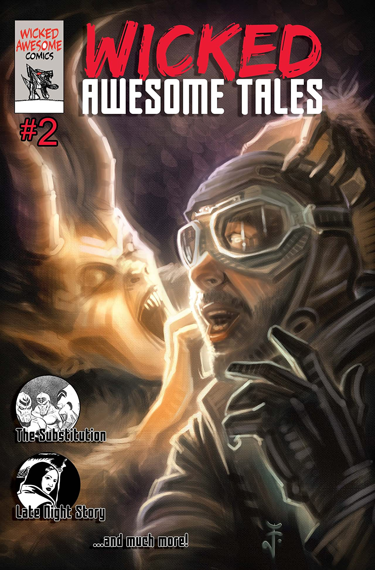 Wicked Awesome Tales #2