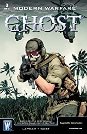 Modern Warfare 2: Ghost #3 (of 6)