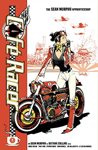 Cafe Racer Tome 1