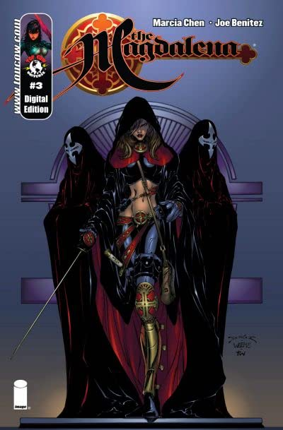 The Magdalena Vol. 1 #3
