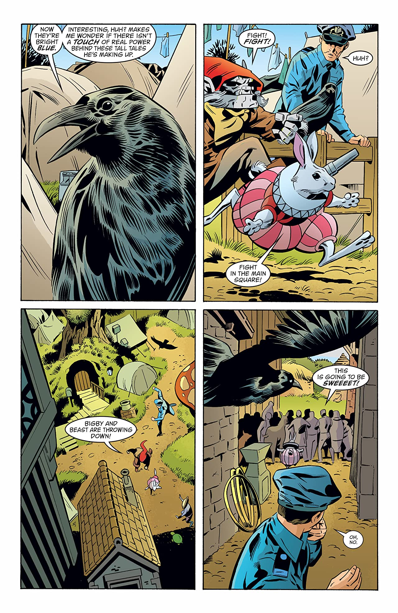 Fables #83