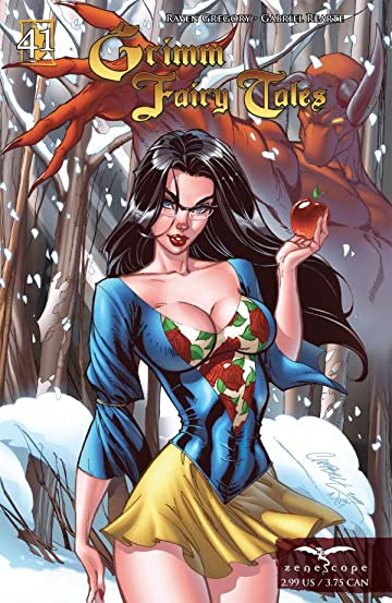 Grimm Fairy Tales #41