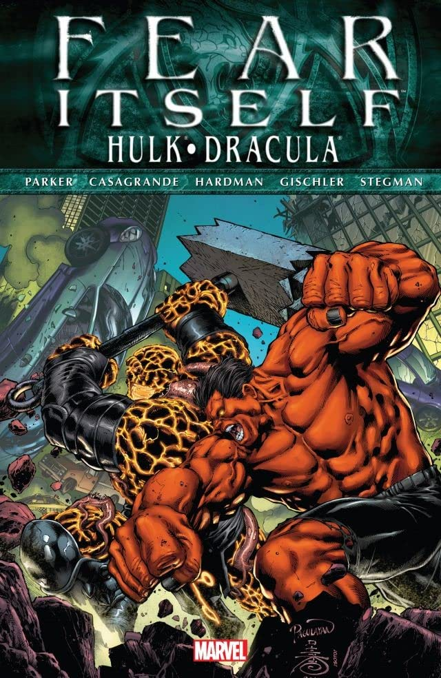 Fear Itself: Hulk/Dracula