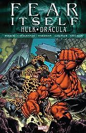 Fear Itself: Hulk/Dracula