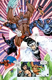 Justice League of America (2006-2011) #56