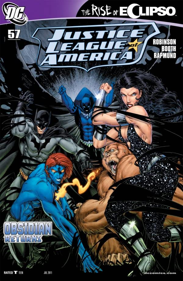 Justice League of America (2006-2011) #57