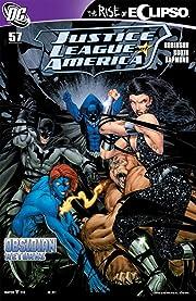 Justice League of America (2006-2011) #57