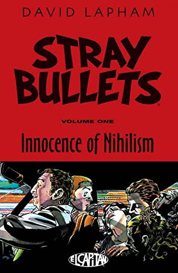 Stray Bullets Tome 1: Innocence of Nihilism
