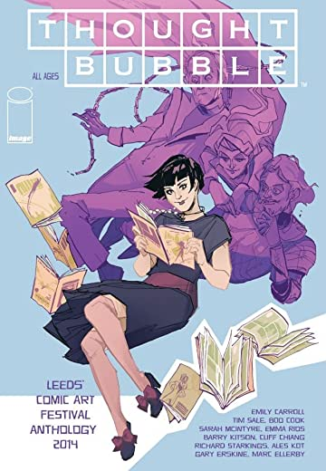 Thought Bubble Anthology #4