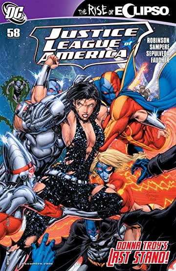 Justice League of America (2006-2011) #58